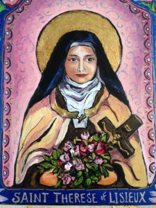 Art4theSoul St. Therese Retablo Giveaway