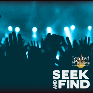Seek and Find Ignited by Truth Catholic Youth Conference