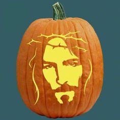Jack O'Lantern Jesus