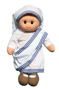 Sister Teresa Catholic Doll