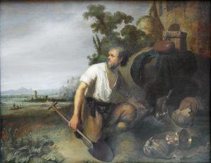 treasure found bible story