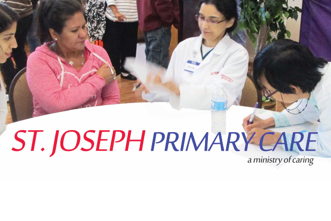 St. Joseph Primary Care a Ministry of Caring