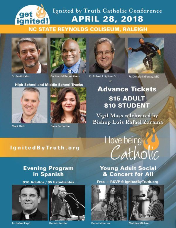Ignited by Truth Catholic Conference