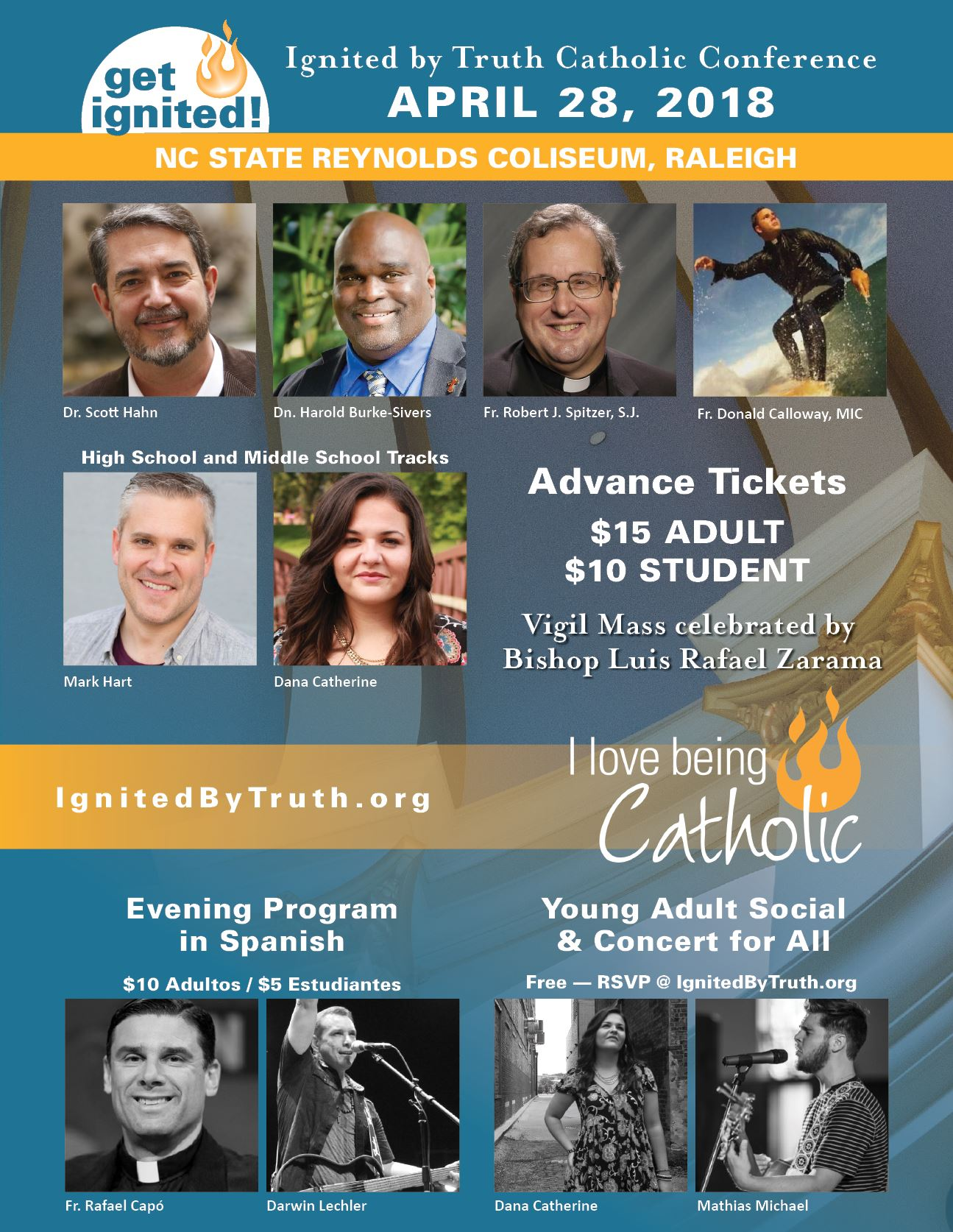 Catholic advance advertising