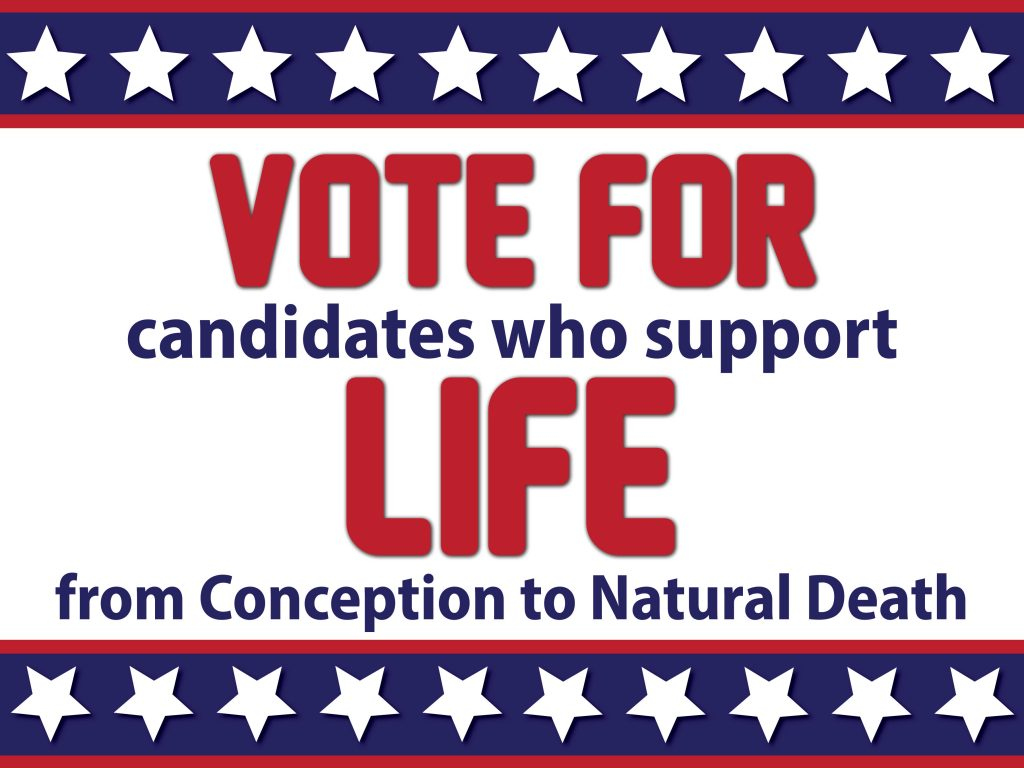 Vote for Life 2020