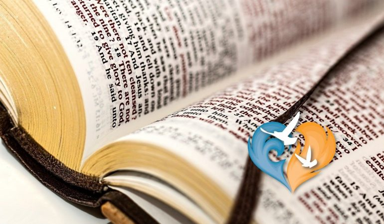 Spending Time with Scripture